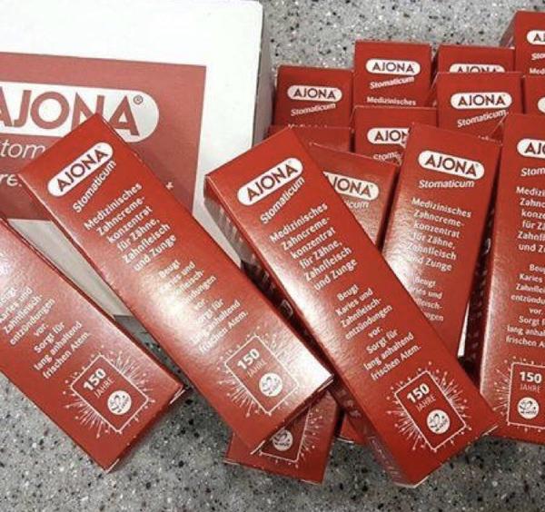 Review kem đánh răng Ajona có tốt không từ chuyên gia và người tiêu dùng