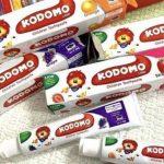 Review kem đánh răng Kodomo dành cho trẻ em