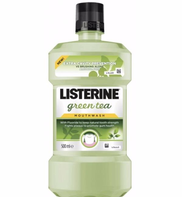 Review nước súc miệng Listerine có tốt không?