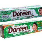 Review kem đánh răng Doreen có tốt không hay chỉ là quảng cáo?